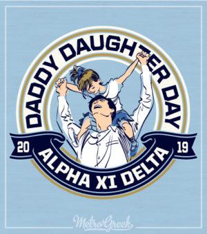 AZD Daddy Daughter Day Shirt
