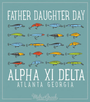 AZD Father Daughter Day Shirt