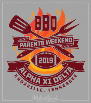 AZD Parents Weekend BBQ Shirt