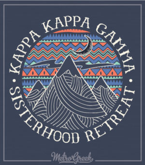 Mountain Retreat Shirt Kappa