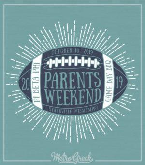 Parents Football Weekend Shirt