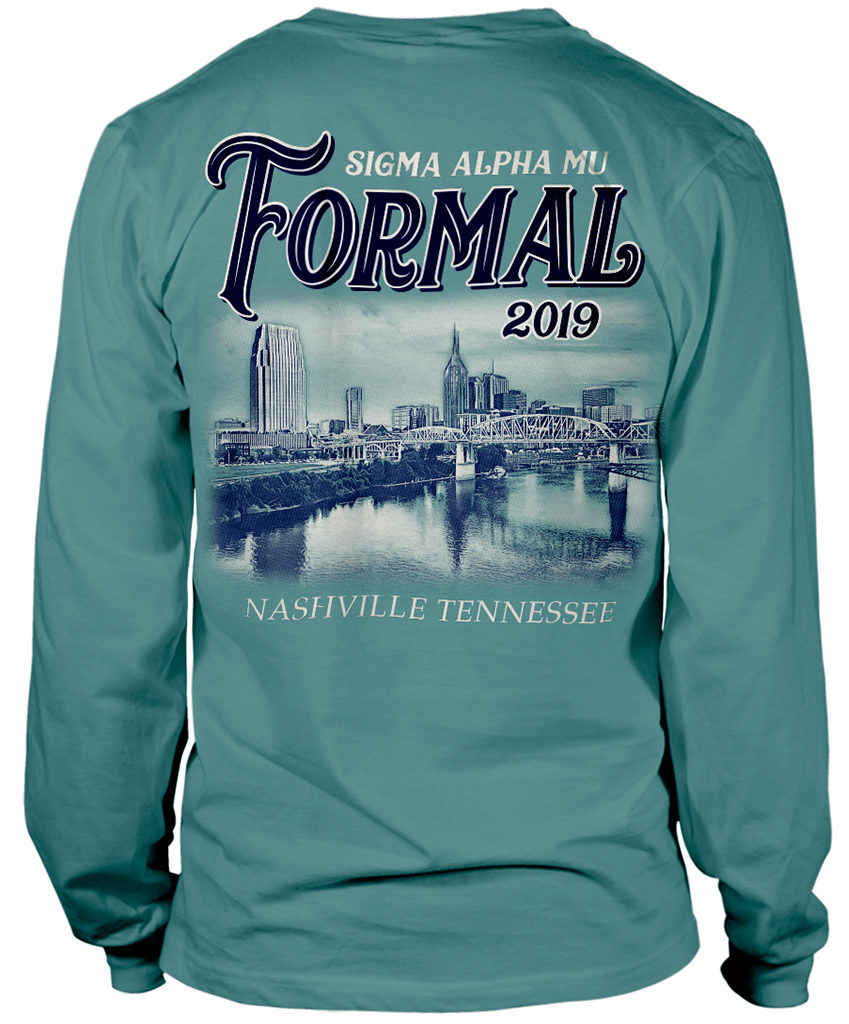 Sigma Alpha Mu Formal Shirt
