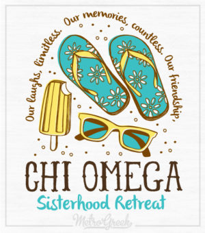 Sisterhood Beach Retreat Shirt