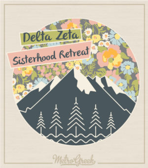 DZ Sisterhood Mountain Retreat Shirt