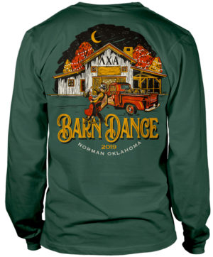 Lambda Chi Barn Dance Shirt