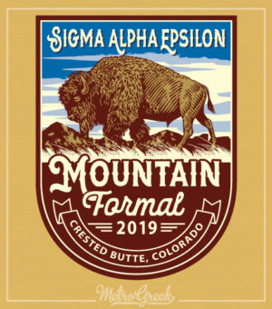 SAE Mountain Formal Shirt Buffalo