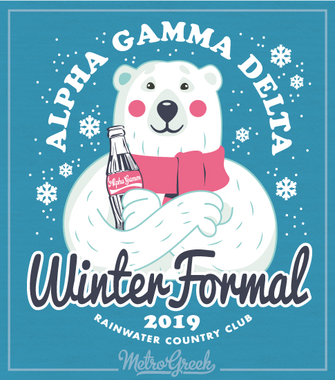 AGD Pola BearWinter Formal Shirt