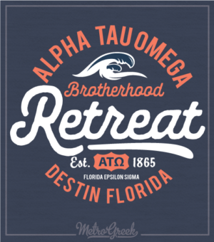 Alpha Tau Omega Brotherhood Retreat Shirt