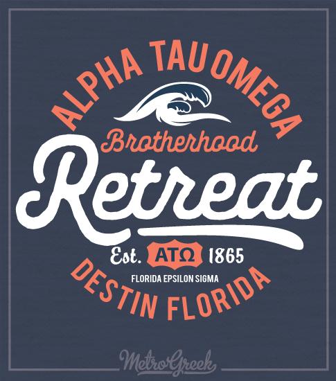Alpha Tau Omega Brotherhood Retreat Shirt