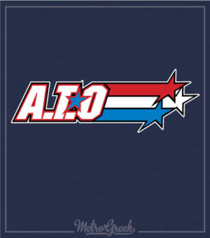 Alpha Tau Omega GI Joe Rush Shirt