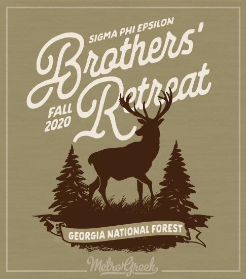 Sig Ep Brotherhood Retreat Shirt