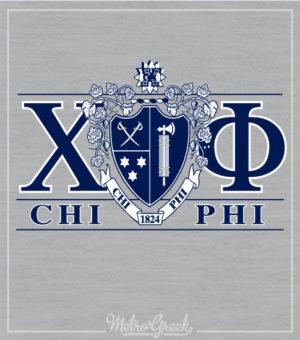 Chi Phi Fraternity Rush Shirt