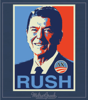 Delta Chi Rush Shirt Reagan