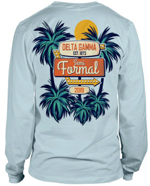 Delta Gamma Semi Formal Shirt