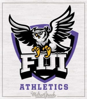 Fiji Athletics Shirt Snowy Owl