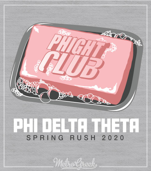 Fraternity Rush Shirt Fight Club