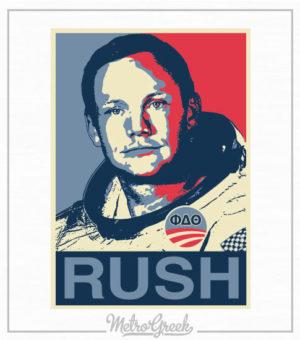 Phi Delt Rush Shirt Neil Armstrong