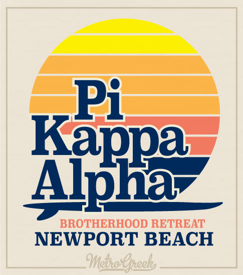 Pike Brotherhood Retreat Shirt Retro Surf