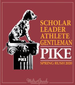 Pike Rush Shirt With Dalmatian SLAG