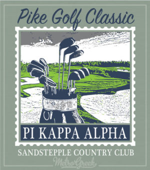 Pike Golf Classic Tournament Shirt