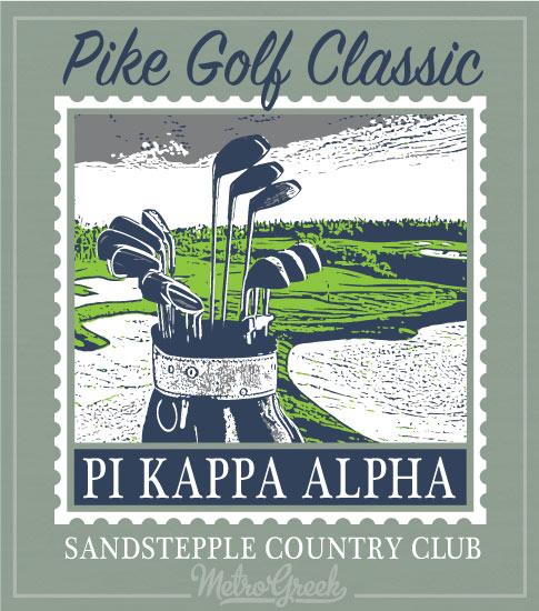 Pike Golf Classic Tournament Shirt