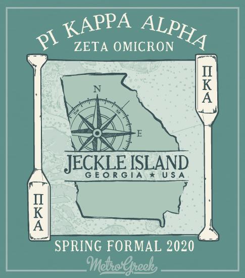 Pike Spring Formal Shirt Paddles