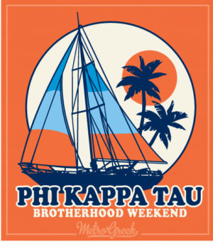 Retro Brotherhood Retreat Weekend Shirt