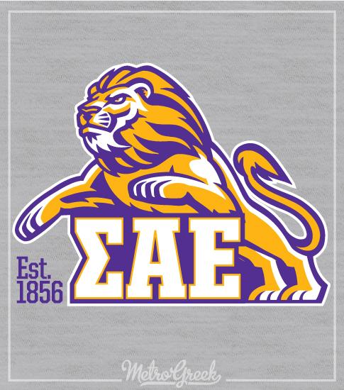 SAE Lion Intramural Athletic Shirt