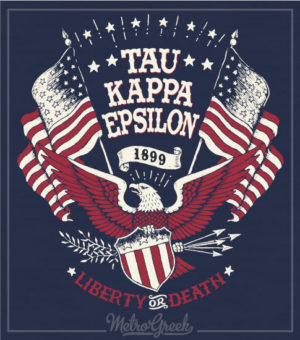 Teke American Eagle Rush Shirt