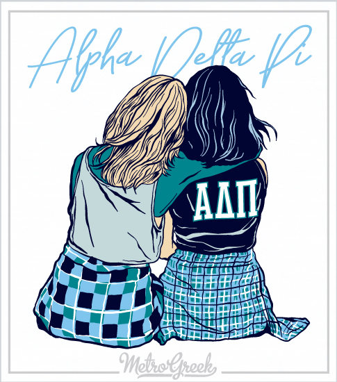Alpha Delta Pi Sisterhood Bond Shirt