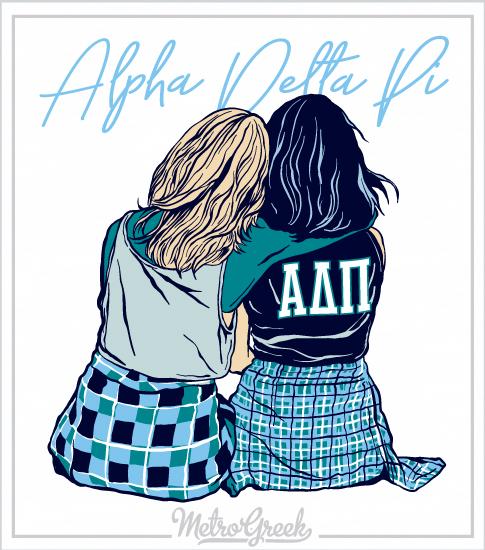 Alpha Delta Pi Sisterhood Bond Shirt