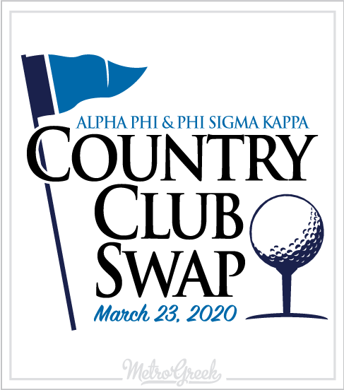 Country Club Swap Shirt Golf