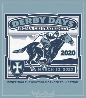 Derby Days Shirt Sigma Chi