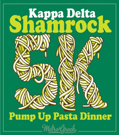 KD Pasta Dinner Shirt 5K Race