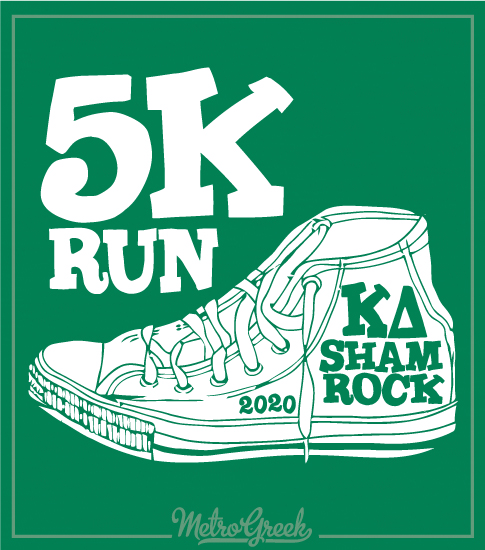 kd Shamrock Run Shirt Shoe