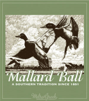 ADPI Mallard Ball Formal Shirt Ducks