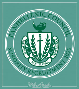 Panhellenic Council Recruitment Shirt