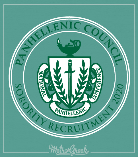 Panhellenic Council Recruitment Shirt