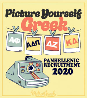 Panhellenic Shirt Picture Yourself