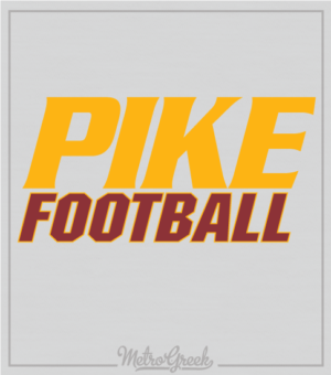 Pike Intramural Football Sports Shirt