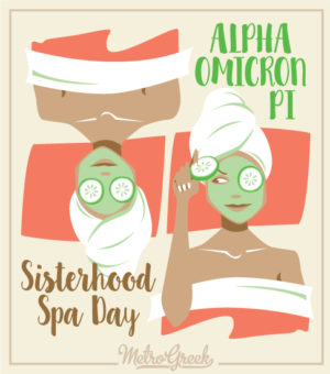 Sisterhood Spa Day and Retreat Shirt