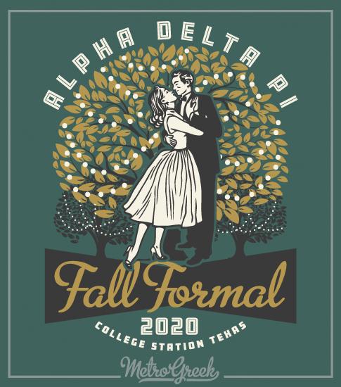 Alpha Delta Pi Formal Shirt