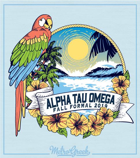 Alpha Tau Omega Fall Formal Shirt