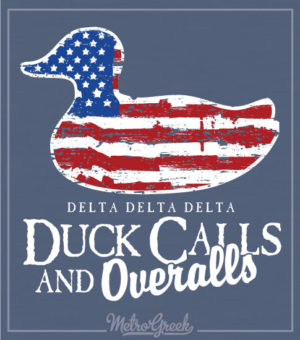 Duck Calls and Overalls Shirt