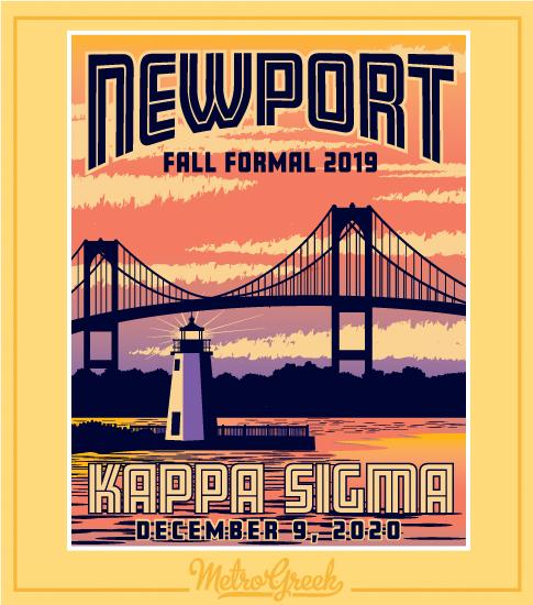Kappa Sigma Formal Shirt