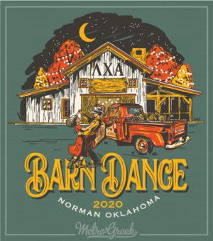 Lambda Chi Barn Dance Shirt
