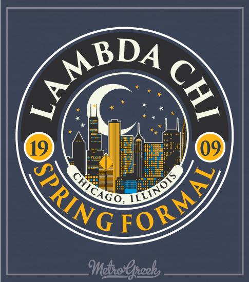 Lambda Chi Alpha Formal Shirt