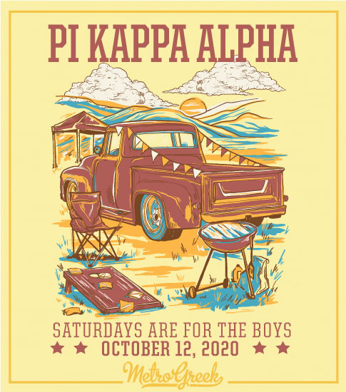 Pike Tailgate Party Shirt