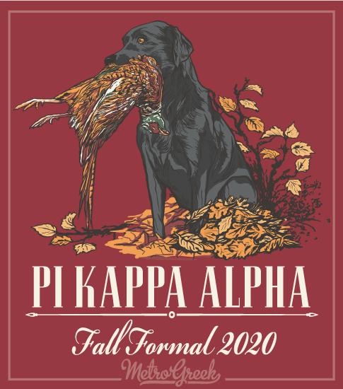 Pike Fall Formal Shirt Hunting Dog