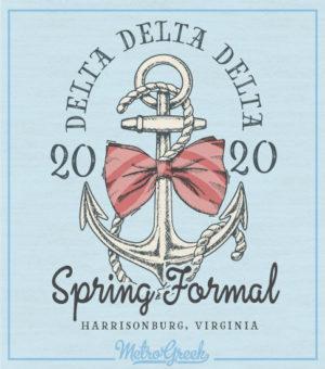 Tri Delta Formal Shirt